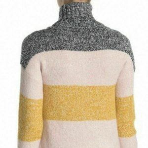 NWT Olivia Sky Stretch Pullover Sweater Turtleneck